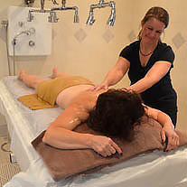 Vichy shower hydrotherapy services bristol ct