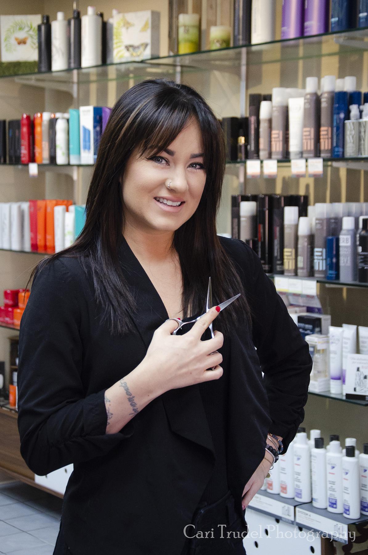 Chelsea Cyr - Hair Stylist