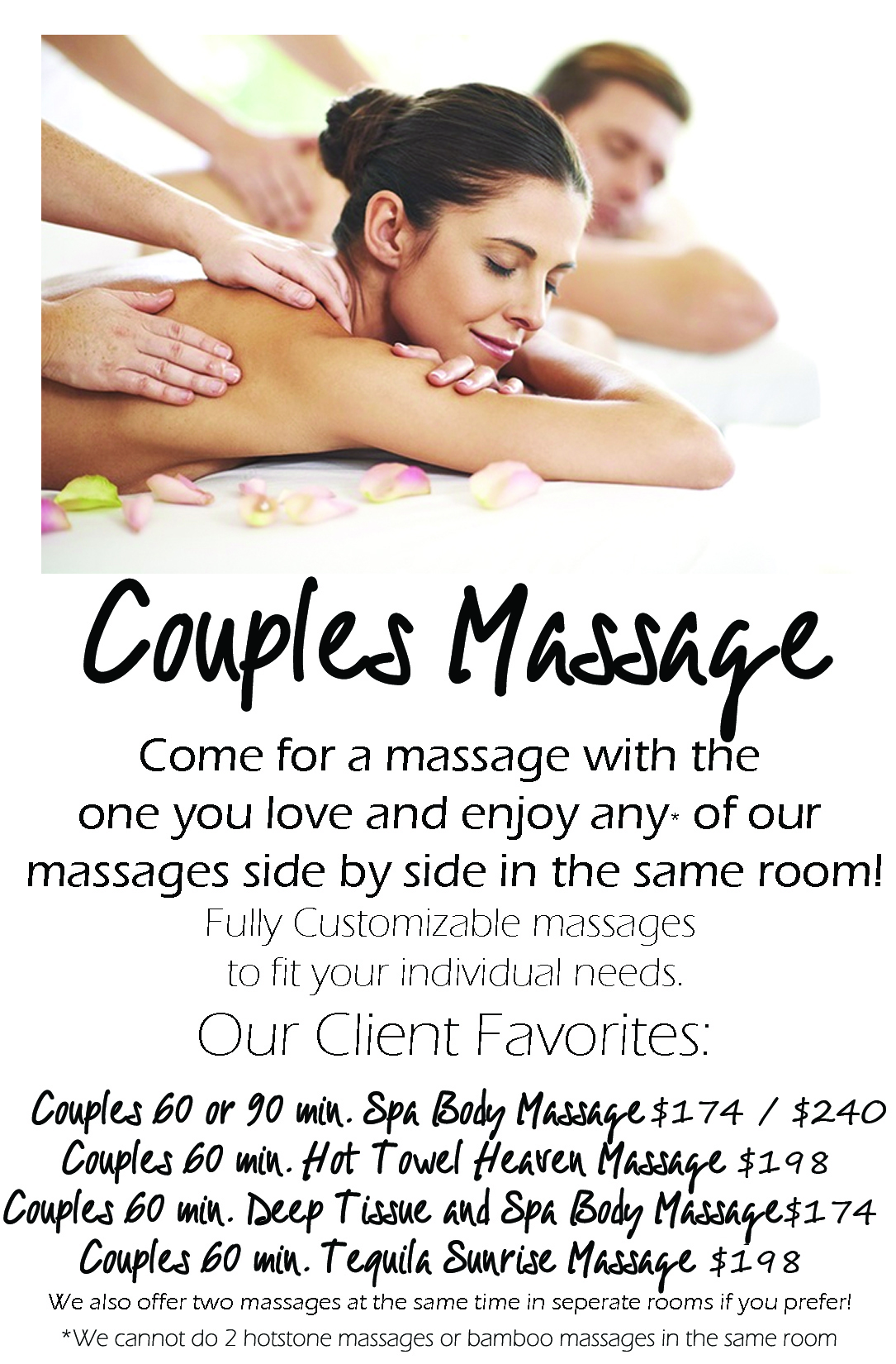 Massage services bristol ct