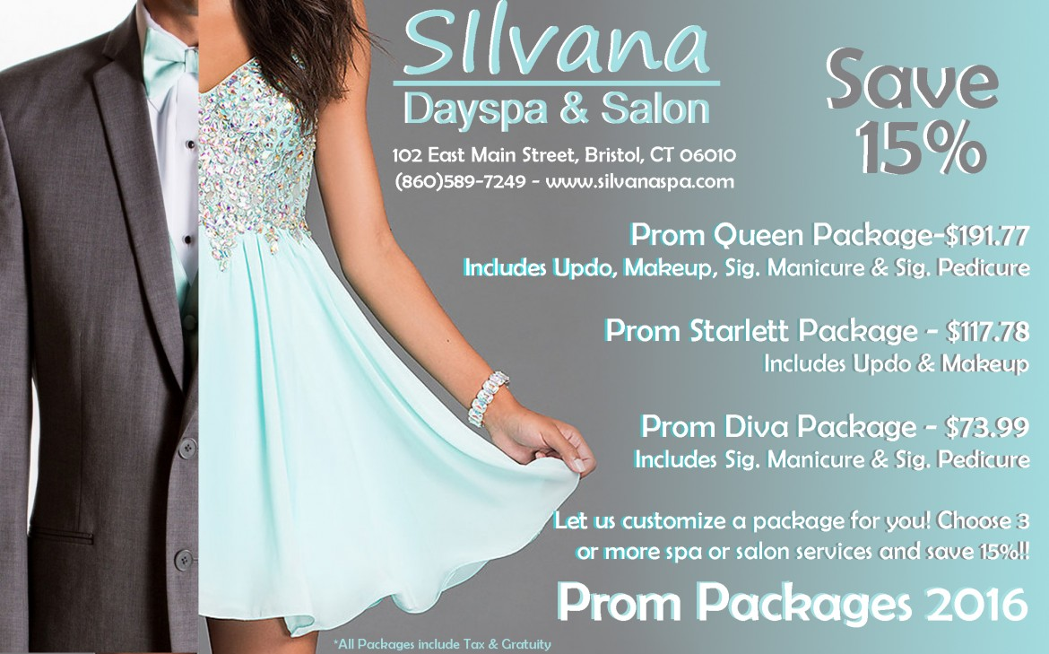 bristol ct prom package specials