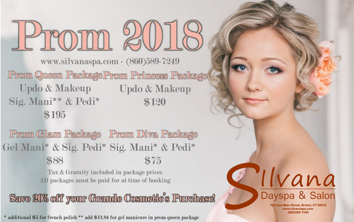 Prom Bristol Ct Hair Makeup Manicures